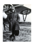 Charles Nungesser, WWI French Flying Ace Photographic Print by  Science Source