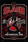 Slash- 100 Proof Los Angeles Kunstdrucke