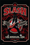 Slash- 100 Proof Los Angeles Affischer