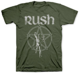 Rush- Starman Emblem T-paidat