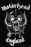 Motorhead- Made In England Póster