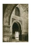 Sala de las dos Hermanas, Alhambra Photographic Print by  Science Source