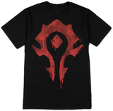 World of Warcraft- Horde Spray T-shirts