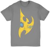 Starcraft 2- Protoss Vintage Logo Tshirt