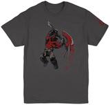 Dota 2- Axe Swinging T-skjorter