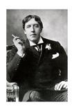 Oscar Wilde, Irish Author Photographic Print by  Science Source