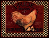 Pride Brand II Kunstdrucke von Susan Winget