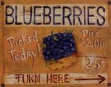 Fruit Stand I Kunstdrucke von Grace Pullen