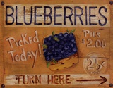Fruit Stand I Posters by Grace Pullen