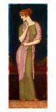 Helena, 1925 Gicléetryck av Franz von Stuck