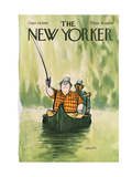 The New Yorker Cover - September 14, 1968 Giclee Print by Charles Saxon