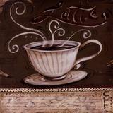 Latte Print by Kate McRostie