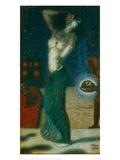 Salome Dancing, 1906 Gicléetryck av Franz von Stuck