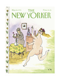 The New Yorker Cover - May 24, 1993 Giclee Print by William Steig