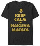 Lion King- Keep Calm Kleding