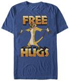 Lion King- Timon Hugs T-Shirts