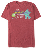 Monsters University- Scare With Purpose T-skjorter