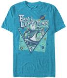 Toy Story- Astro Buzz T-skjorter