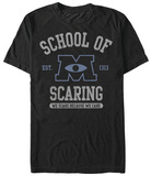 Monsters University- Scare School T-skjorter