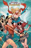 DC Comics Bombshells- Stunning Trio Stampa