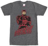 Daredevil- Hero In Red Camisetas