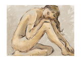 Laying Low I Kunst av Elizabeth Jardine