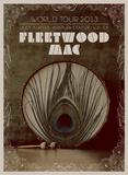 Fleetwood Mac Poster von Kii Arens