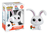 The Secret Life of Pets - Snowball POP Figure Toy