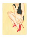 Dorothy Giclée-Premiumdruck von Alexander Grahovsky