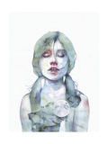 The Smallest Thing of the Universe Poster von Agnes Cecile