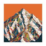 K2 Kunstdruck von  HR-FM