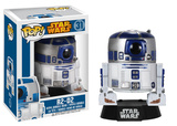 Star Wars - R2-D2 POP Figure Brinquedo