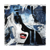 Blue Jeans I Plakater af Alex Cherry