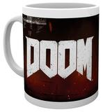 Doom Logo Mug Tazza