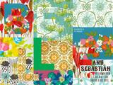 Belle & Sebastian Kunstdruck von Kii Arens