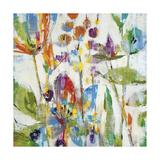 Lily Pond Park Premium Giclee Print by Liz Jardine