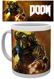 Doom Cyber Demon Mug Tazza