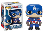Captain America: Civil War - Captain America POP Figure Juguete