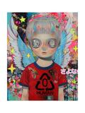 Angel of History Giclée-Premiumdruck von Hikari Shimoda