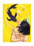 The Bait Giclée-Premiumdruck von Alexander Grahovsky