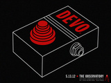 Devo The Observatory 2012 Posters by Kii Arens