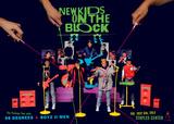 New Kids On The Block Plakat af Kii Arens