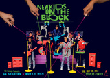 New Kids On The Block Poster von Kii Arens