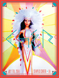 Cher 2014 Prints by Kii Arens