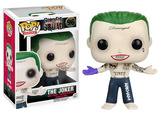 Suicide Squad - Joker Shirtless POP Figure Juguete