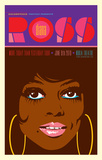 Diana Ross 2010 Poster von Kii Arens