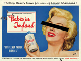 Babes In Toyland 2015 Posters af Kii Arens