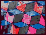 Muse & Cage The Elephant Kunstdrucke von Kii Arens