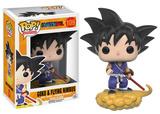 Dragonball Z - Goku & Nimbus POP Figure Legetøj