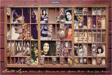 Loretta Lynn Posters par Kii Arens